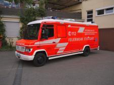 Gerätewagen Atemschutz/Messtechnik Wache-4