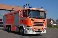 GTLF Freiwillige Feuerwehr Stammheim